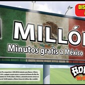Million Minutes to Mexico Poster